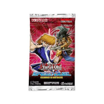 Yu-Gi-Oh Speed Duel Scars of Battle