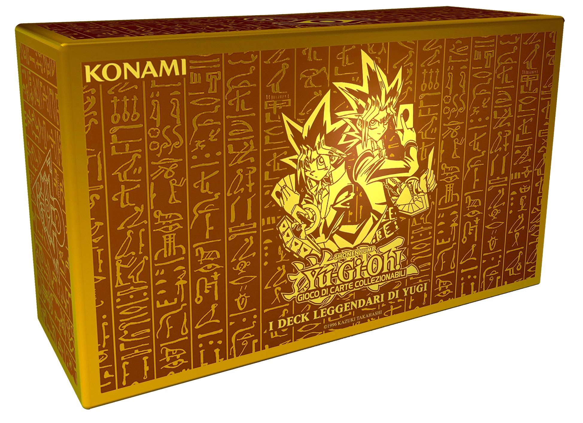 Yu-Gi-Oh Legendary decks