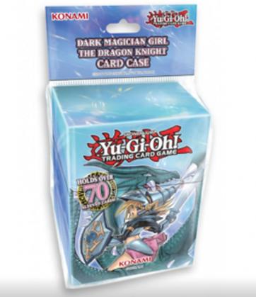 Yu‐Gi‐Oh Dark Magician Girl the Dragon Knight deck case