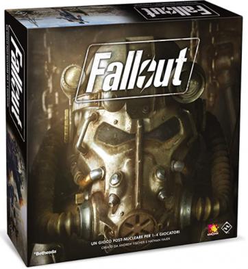 Fallout gioco da tavolo