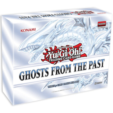Yu-Gi-Oh Ghosts From the Past Mini Box