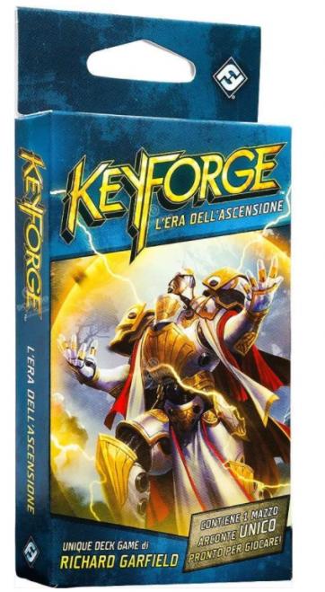 Keyforge Era dell'ascensione
