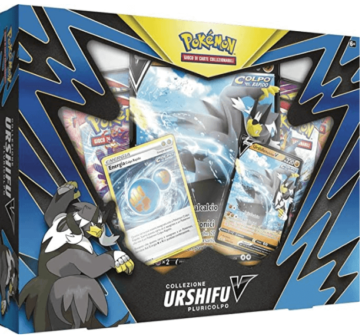 pokemon collezione urshifu v