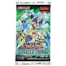 Yu-Gi-Oh Legendary Duelists Synchro Storm Boosters