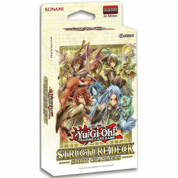 Yu-Gi-Oh Spirit Charmers Structure Deck