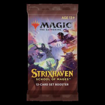 Magic The Gathering Strixhaven Set Booster