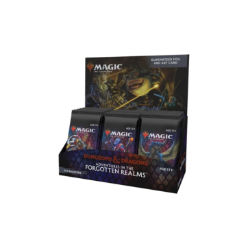 Magic The Gathering Adventures in the Forgotten Realms set booster