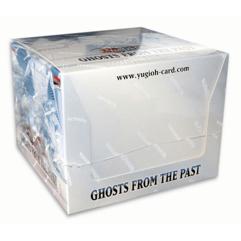 Yu-Gi-Oh Ghosts From the Past Booster Box