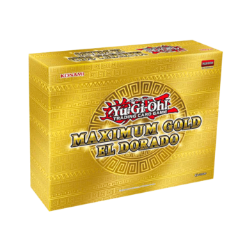 Yu-Gi-Oh Maximum Gold El Dorado