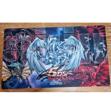 5ds Dragons Playmat Custom