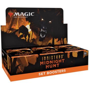 Midnight Hunt Set Booster