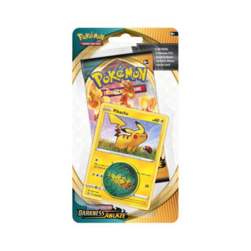 Darkness Ablaze Blister Pack Pikachu