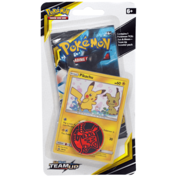 Team Up Blister Pack Pikachu