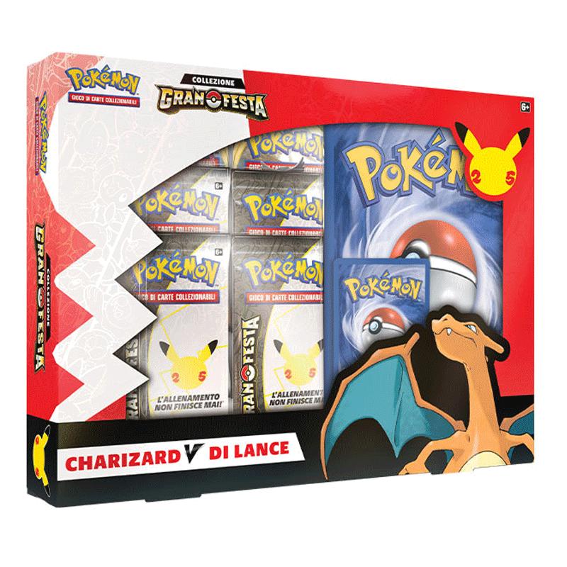 Pokemon Collezione Gran Festa Charizard V