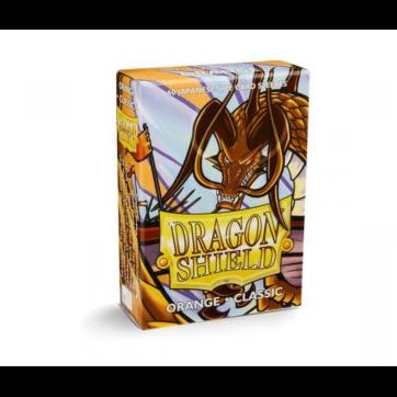 Dragon Shield Japanese Size Classic Orange