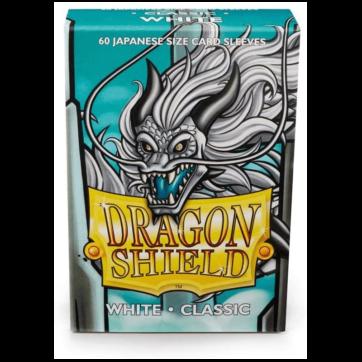 dragon shield japanese size classic white