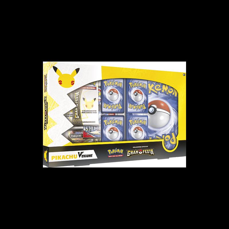 Pokemon Gran Festa Pikachu V Unione
