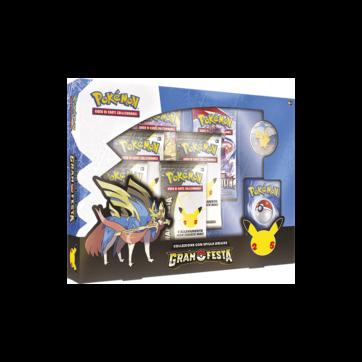 Pokemon Gran Festa Collezione con Spilla Deluxe