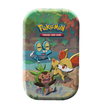 Pokemon Gran festa Mini Tin