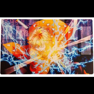 Zenitsu Demon Slayer Playmat