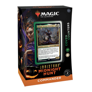 Innistrad Commander Deck Coven Counters