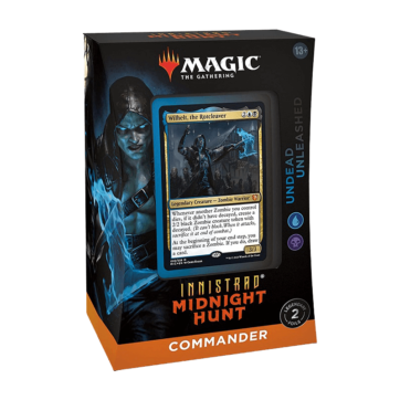 Innistrad Commander Deck Undead Unleashed