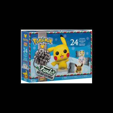 Funko Pop! Pokemon Calendario Avvento